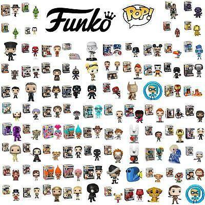 Funko Pop! Mega Collection of Vinyl Figures - Choose Your Favourites!
