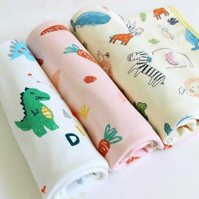 Baby Infant Diaper Nappy Urine Mat Kid Waterproof Bedding Changing Cover P Top