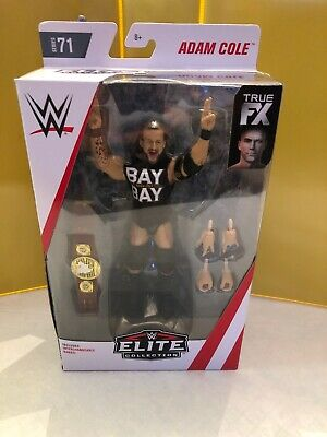 Adam Cole WWE Mattel Elite Series 71 Action Figure NEW NXT