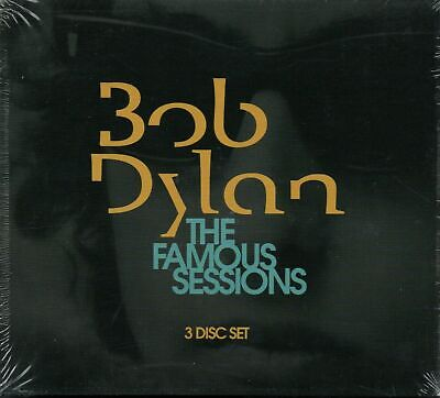 Bob Dylan - The Famous Sessions [New & Sealed] 3 CDs