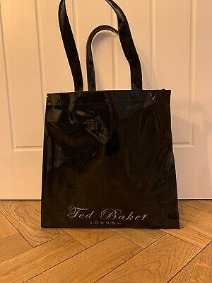 Ted Baker Large PVC Shopper Bag