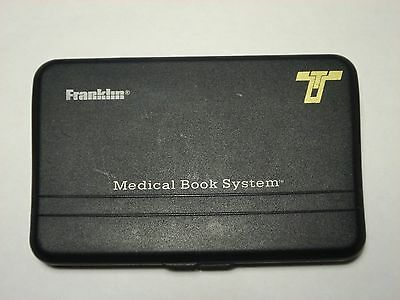 FRANKLIN, MBS-1770 Medical Book System