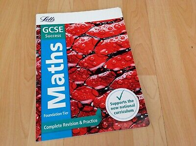 Letts GCSE Success Maths Foundation Revision & Practice