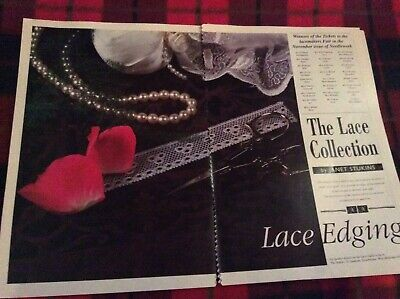 Lace Edging By Janet Stukins