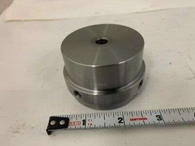 NEW IN BOX REXNORD STRAIGHT BORE HUB 7300240 ROUGH BORE 3 SHRB
