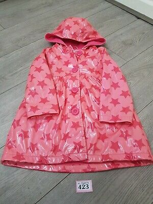 Girls Pink Coat Age 3 To 4 Years From Marks And Spencer's