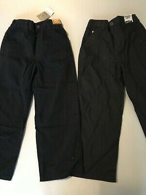 Bnwt Bundle Of 2 Navy Trousers From Next Age 6