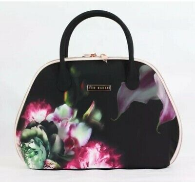 Ted Baker Toiletry Cosmetic Floral Wash Bag