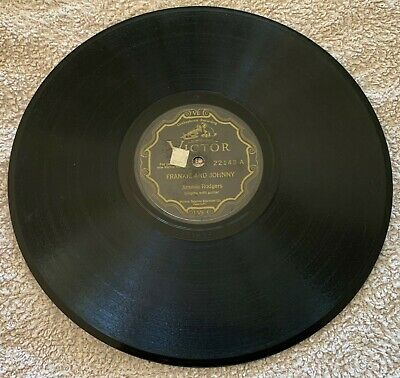 Jimmie Rogers - 2 Records - Victor 78 rpm records 1929 & 1930
