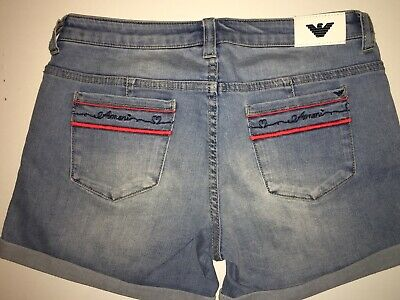 Armani Junior jeans Skirt  age 12A