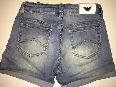 Armani Junior jeans Skirt  age 6A