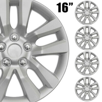 4PC Wheelcover Hubcap fits 2007-2018 Nissan ALTIMA 16'' 10 SPOKE NEW 2007-2018