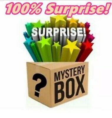 Suprise box wholesale lot containing 100 items perfect eBay starter selling kit