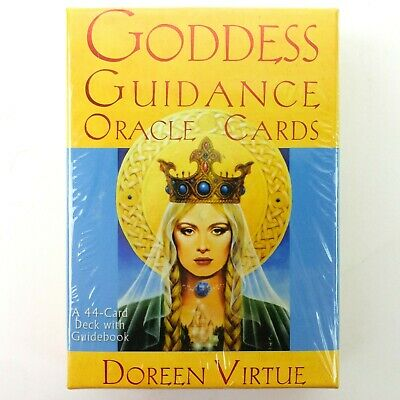 Goddess Guidance Oracle Cards By Doreen Virtue 44 Deck Set New & Sealed Q8
