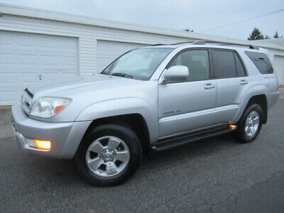 2005 Toyota 4Runner Limited V8 2005 TOYOTA 4RUNNER Limited V8 4.7L V8 4X4 Automatic SUV VERY NICE!!!!!!!