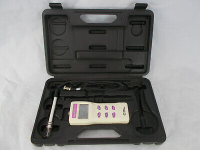 Fisher Scientific Traceable Expanded Conductivity Meter 15-077-977, Water