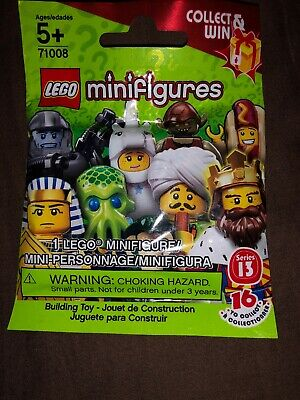 LEGO 71008 Paleontologist Series 13 Collectible Minifigure  NEW /& SEALED