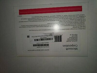 Microsoft Windows 10 Professional PRO 64 Bit Full Pack Dvd License Key New