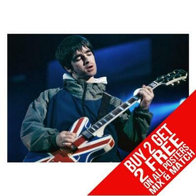 Noel Gallagher Oasis Bb1 Poster Art Print A4 A3 Size Buy 2 Get Any 2 Free