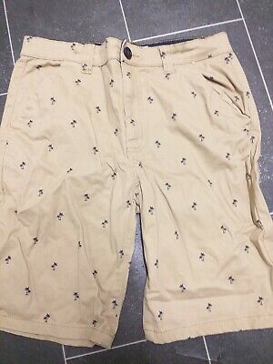 Boys Beige Chinos Age 12-13 Years