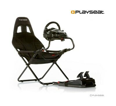 Playseat Challenge Gaming Seat Chair For Steering Wheel and Pedals Console PC