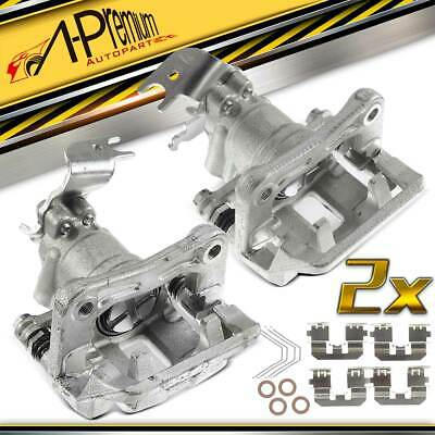 Completely New Rear Brake Calipers Pair Set fit 98-07 Honda Accord Acura TSX