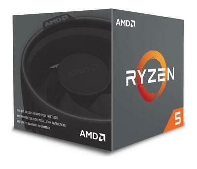 AMD Ryzen 5 2600 Processor 3.9GHz 16MB AM4 65W