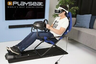 Playseat Challenge Playstation Gaming Seat Chair For Steering Wheel and Pedals