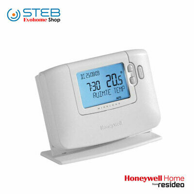 Termostato Programmabile Wireless CM927 Cronotermostato Senza Fili Honeywell