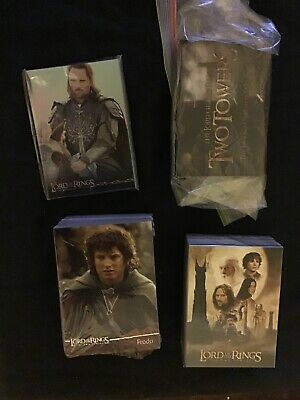 Lotr the two towers bulk lot
