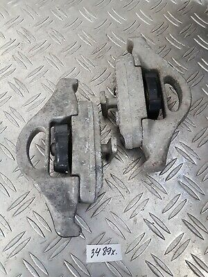 FOR Nissan Navara D40 Tie Down Load Clamps for Load Rails