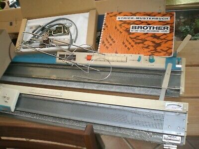 Strickmaschine Brother KH 588 Plus