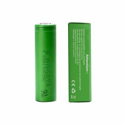 Accu Sony VTC6 18650 3000mAh 3.7V18.5x65.2mm (6pcs)