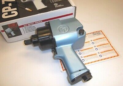 """Heavy Duty Industrial Chicago Pneumatic 3/4"""" Super Duty Air Impact Wrench 776"""