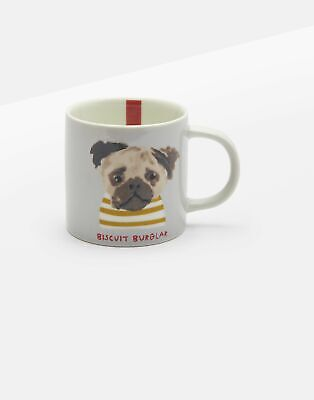 Joules Home Kitchen Cuppa   Single Small Porcelain Printed in  in One