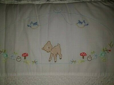 Mothercare Original Little Bird Cot Bumper