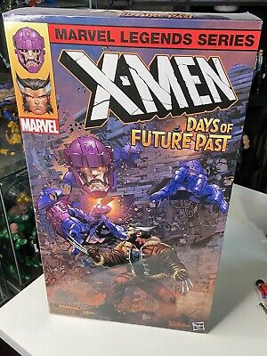 "Hasbro Marvel Legends Series X-Men Days of Future Past 16"" Sentinel 6"" Wolverine"