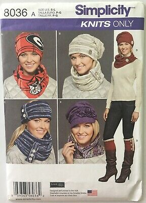 McCall/'s 2069 Tie-on SCARF HATS Bonnets Fabric Sewing Pattern Cap Chapeau Chemo