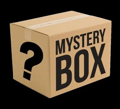 $500 RRP Mystery Box Set of Assorted Lucky Dip Random Products