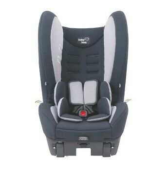 BabyLove Cosmic II Convertible Baby Car Seat (Black) babylove Free Shipping! AU