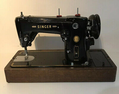 Vintage Singer Sewing Machine 306K Semi Industrial Collectable Sewing Machine