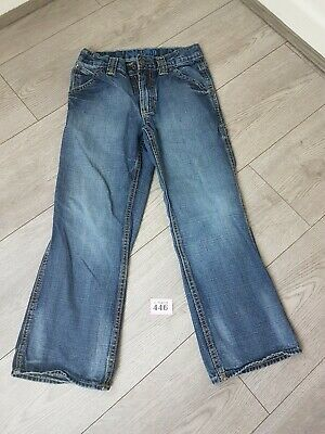 Boys Blue Jeans Age 7 Years By Gap
