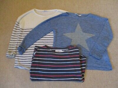 Lovely bundle of girls H&M tops. Age 8-10 years.
