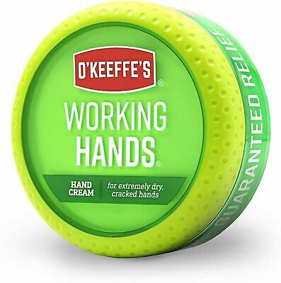 O'Keeffe's O Keefes Non-Greasy Working Hands Hand Cream Cracked Split Skin