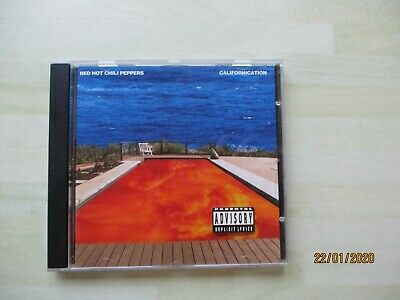 Red Hot Chili Peppers.   Californication.  Cd.   15 Songs.   Preowned.