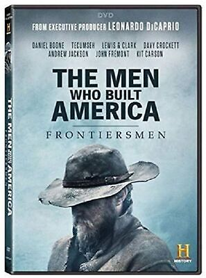 The Men Who Built America Frontiersman DVD DVD  NEW