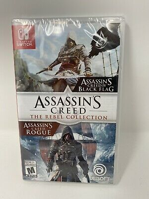 Assassin's Creed: The Rebel Collection  Nintendo Switch Brand New