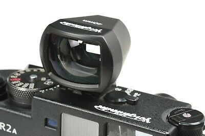Voigtlander 40mm VIEWFINDER, clear optics, very good cosmetic condition, boxed