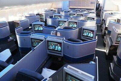 FLY 1ST CLASS! UNITED AIRLINES GLOBAL 1k PREMIER UPGRADE (40 Plus Pts), Exp 2021