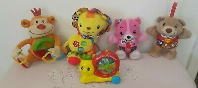Bundle of Musical Activity Baby Toddler Toys VTECH